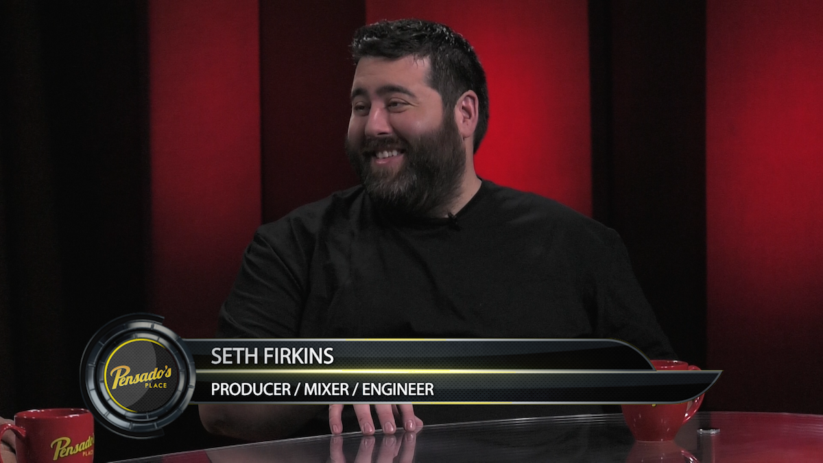 Future's Engineer/Producer/Mixer, Seth Firkins