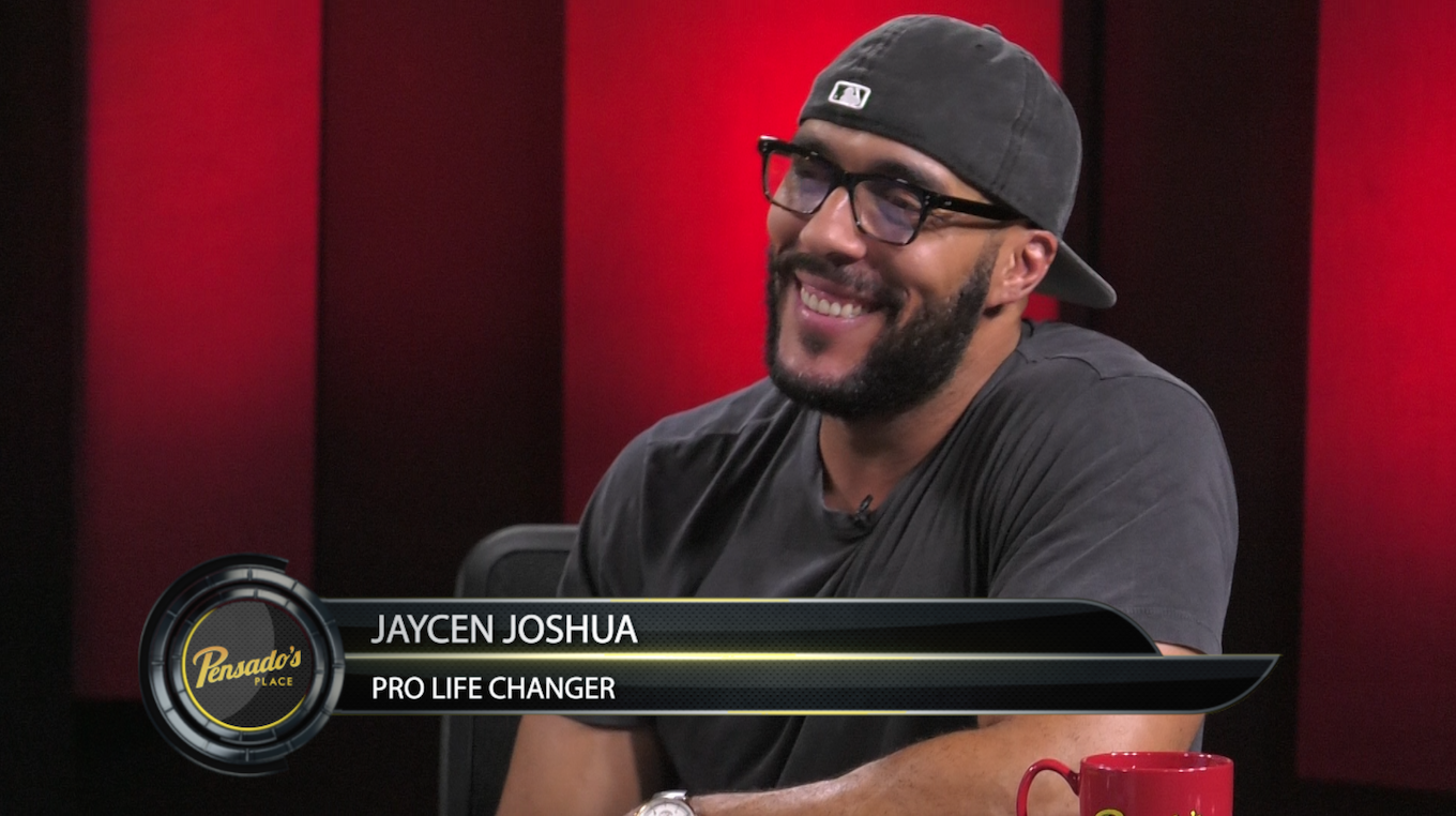 Grammy Award Winning Mix Engineer Jaycen Joshua – Pensado's Place #330