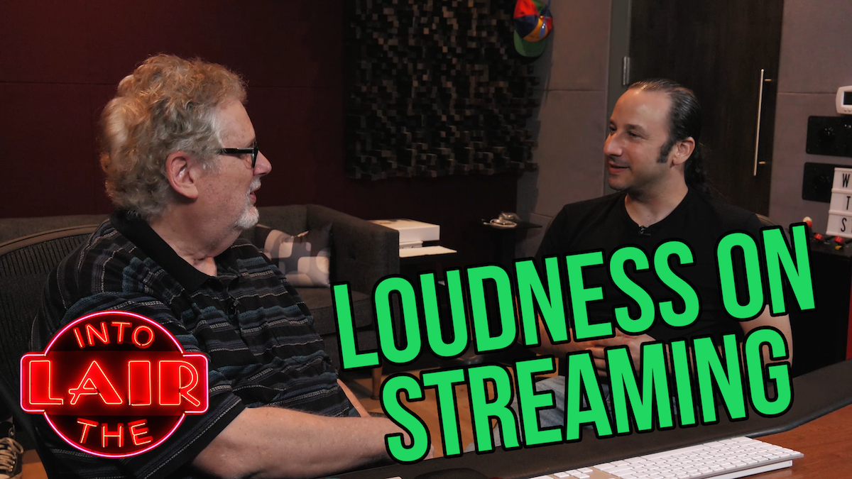 Loudness on Streaming