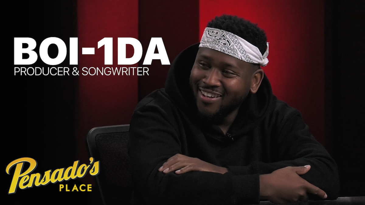 """Controlla"" Producer / Songwriter Boi-1da"