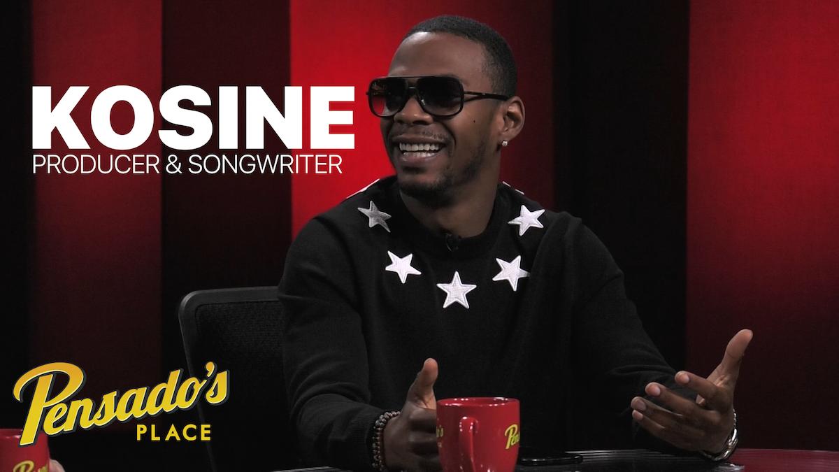 Producer/Songwriter Kosine