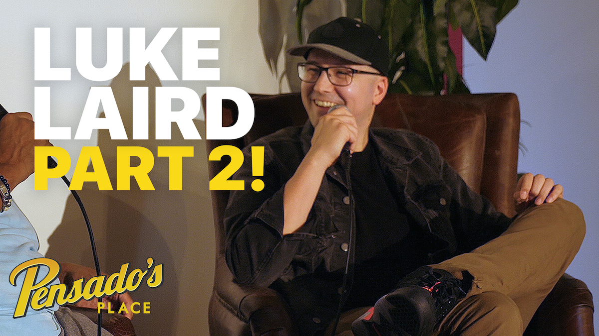 Carrie Underwood Songwriter and Producer, Luke Laird (Part 2)