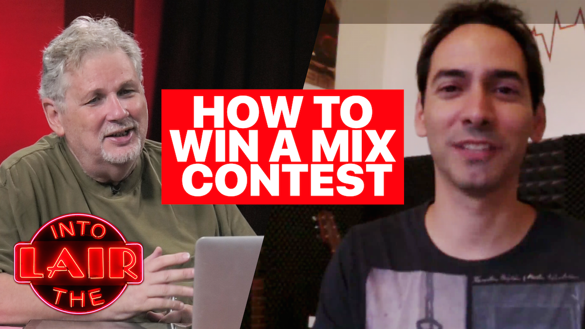 How to Win a Mix Contest