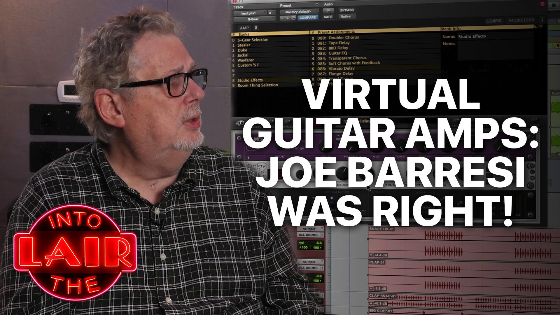 Virtual Guitar Amps