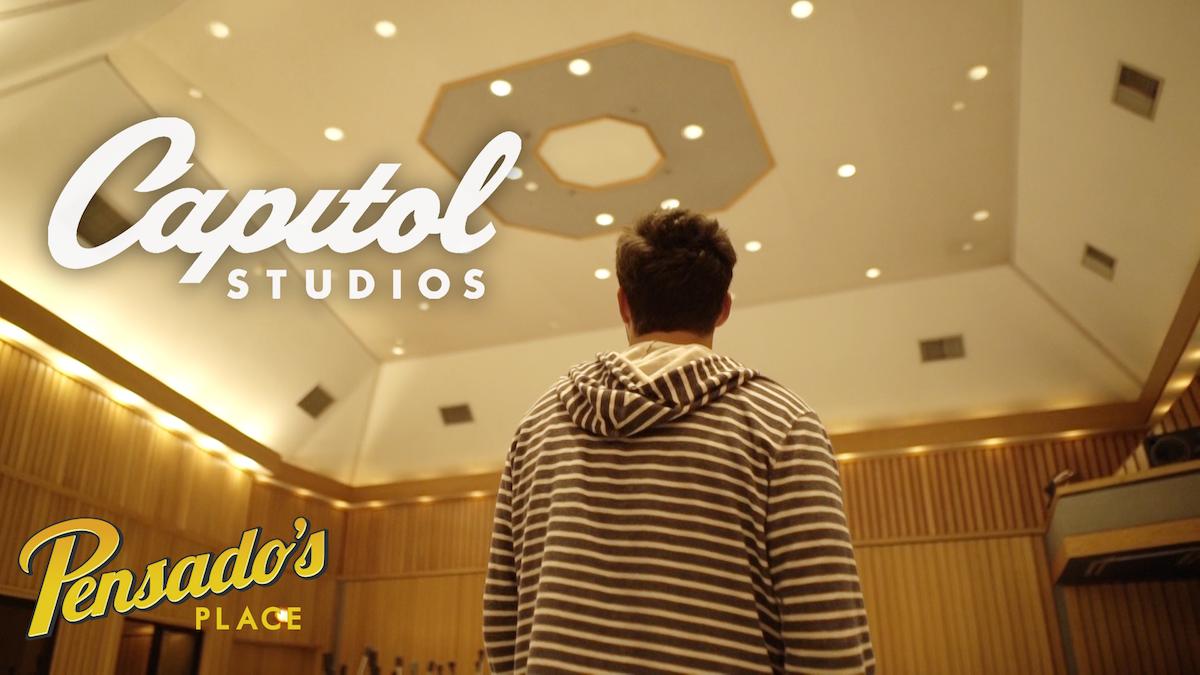 Capitol Studios Tour