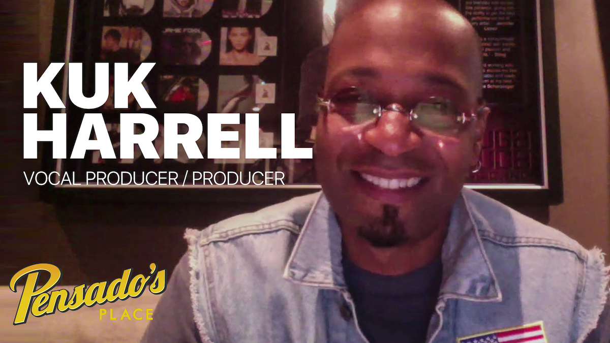 Rihanna's Vocal Producer/Producer Kuk Harrell