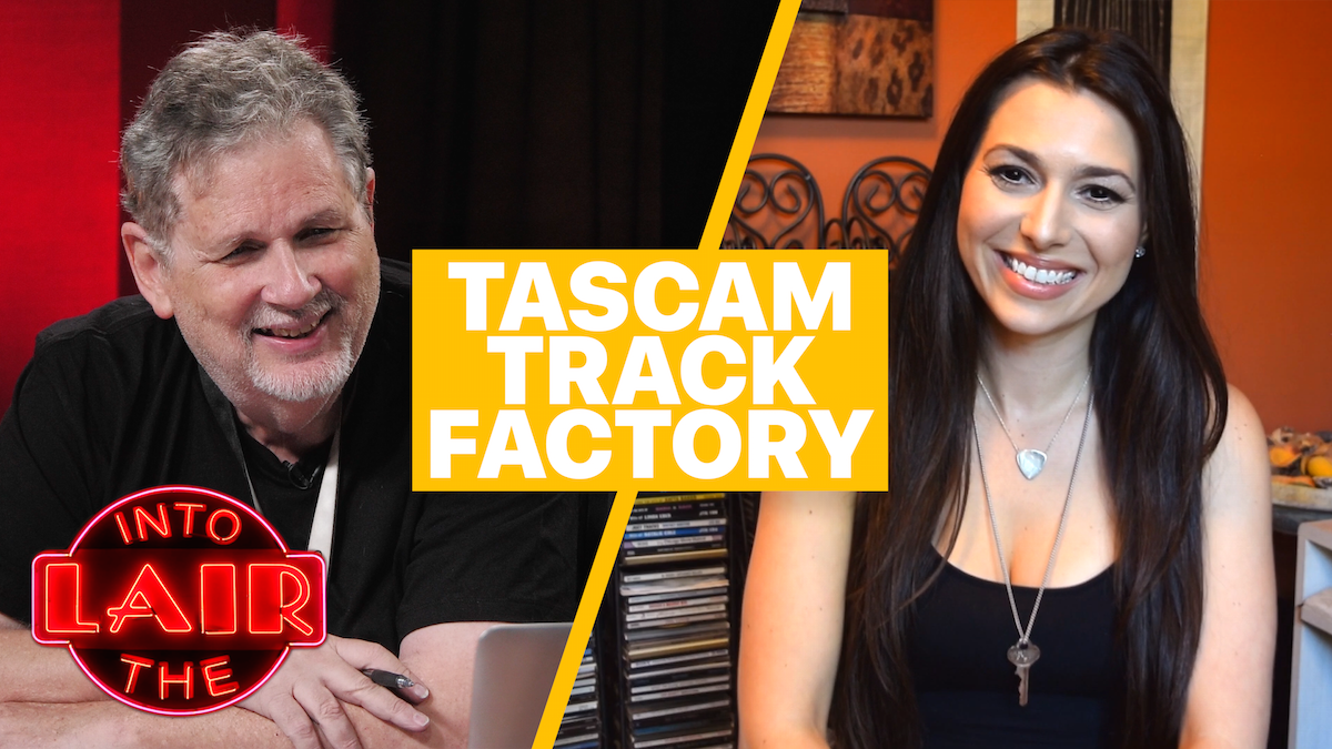 TASCAM Track Factory