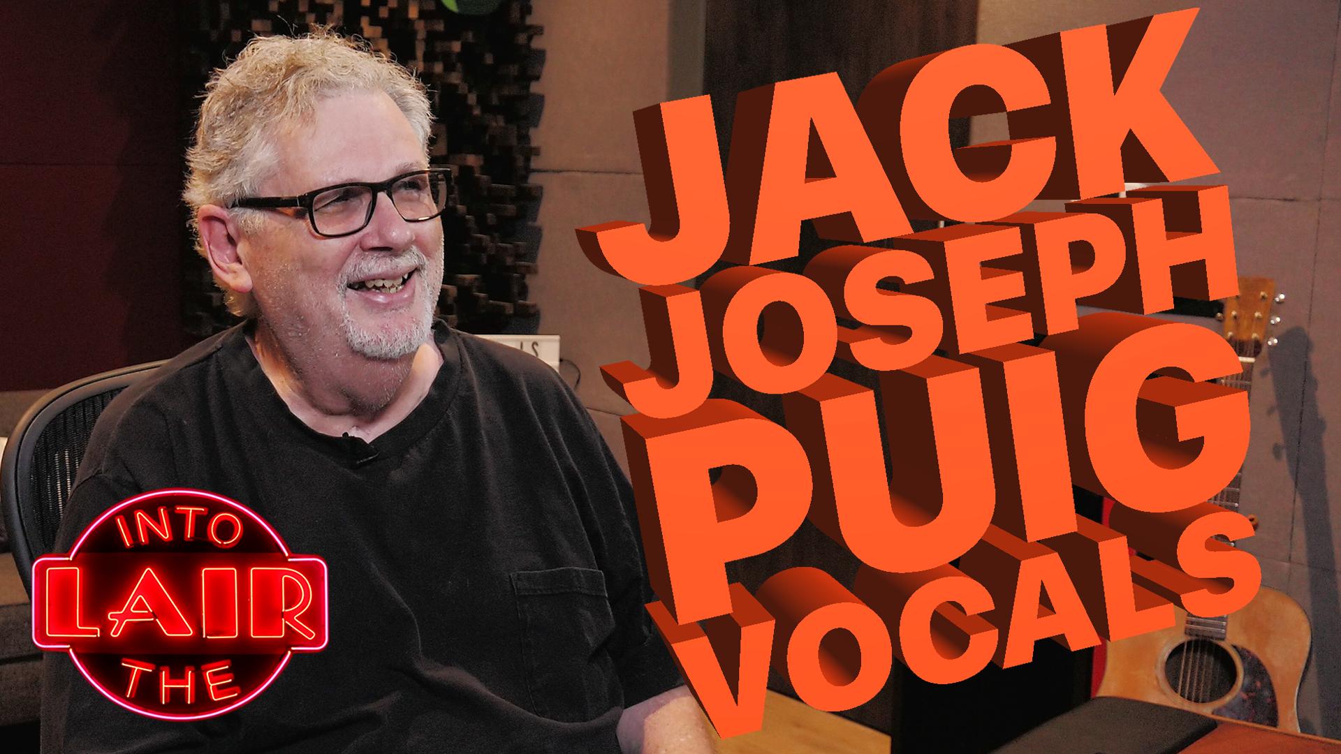 Jack Joseph Puig Vocals Plugin