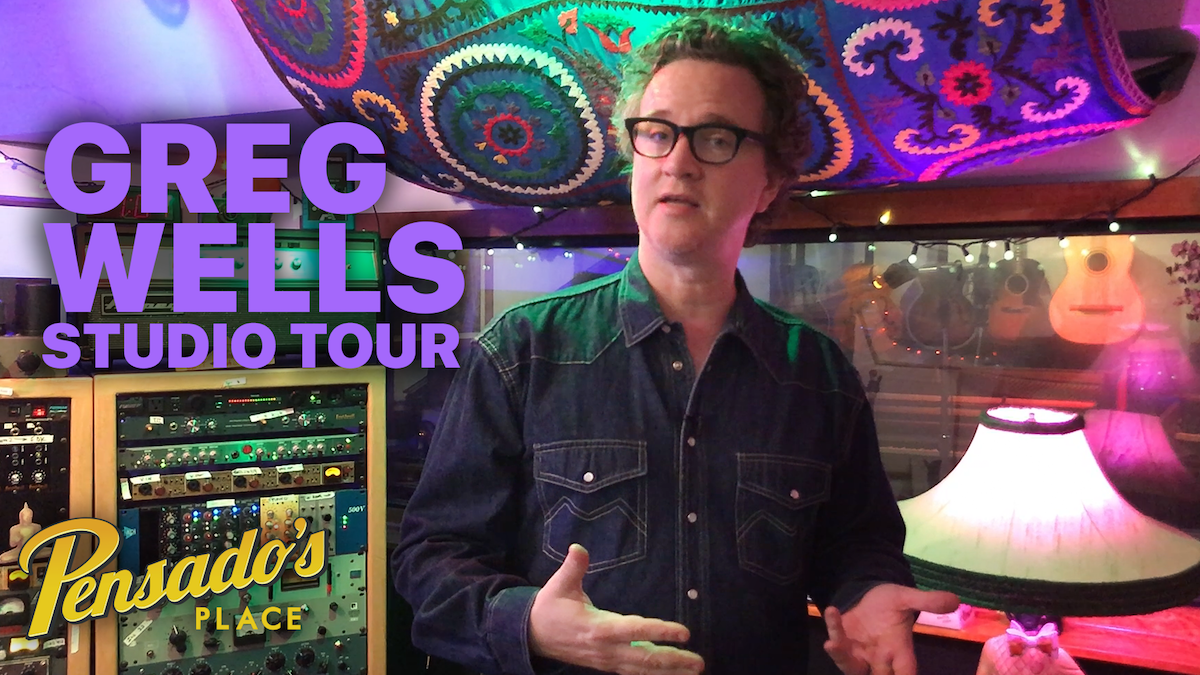 Greg Wells Studio Tour