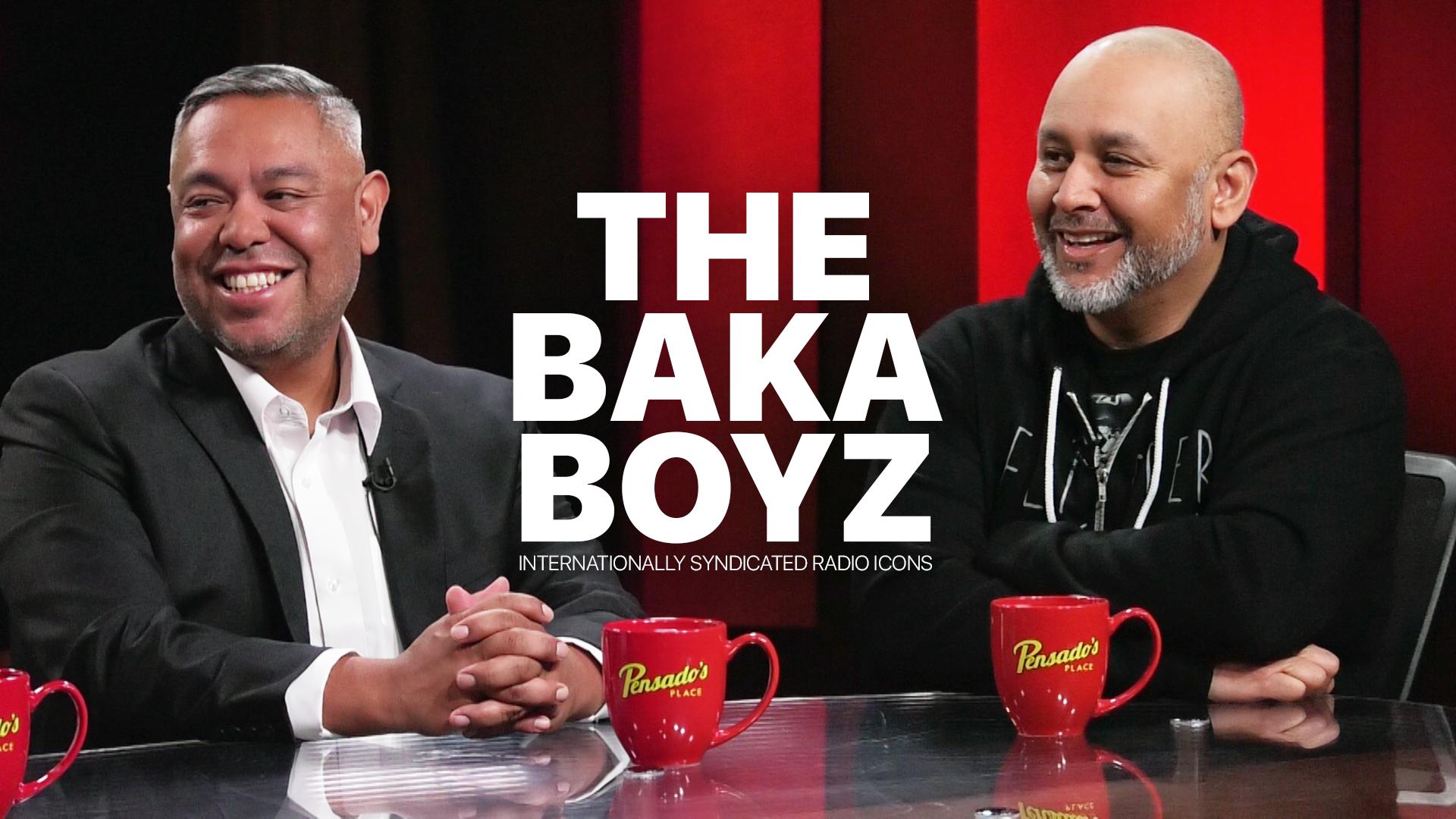 Legendary Radio Icons, The Baka Boyz