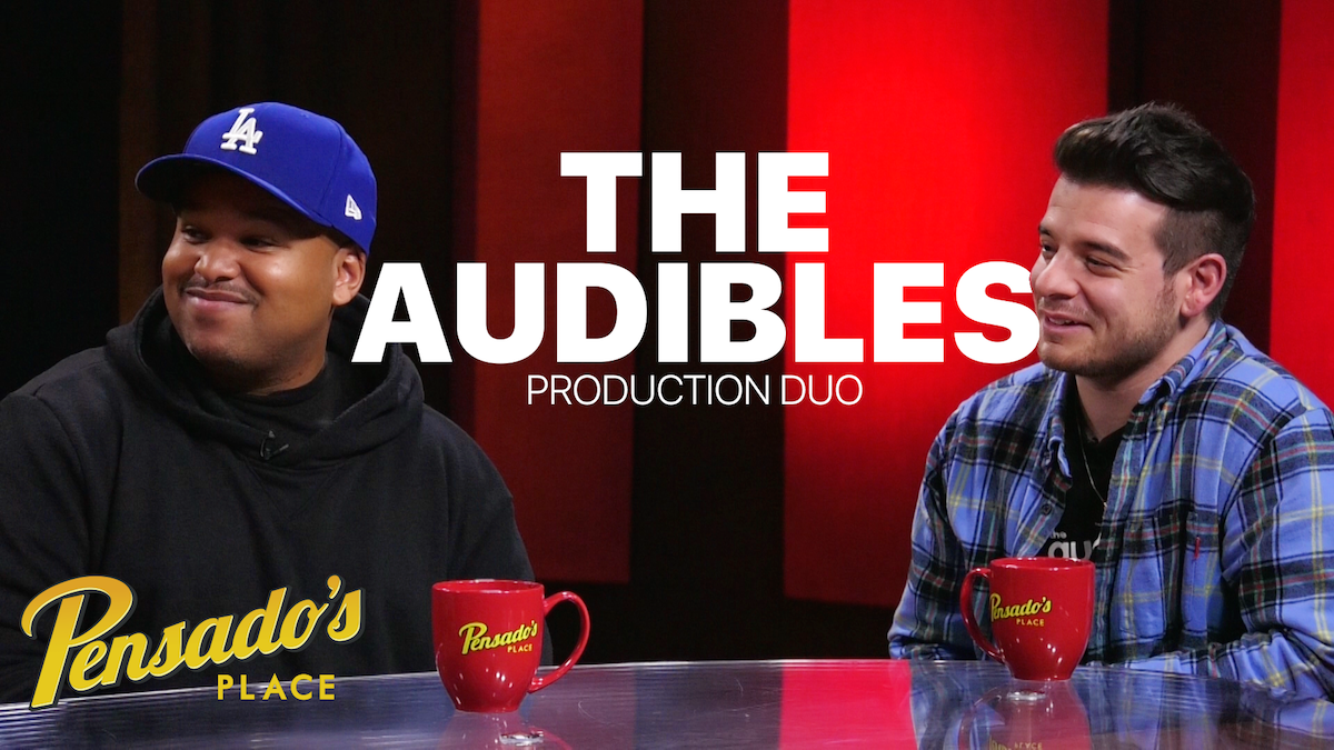 Production Duo The Audibles