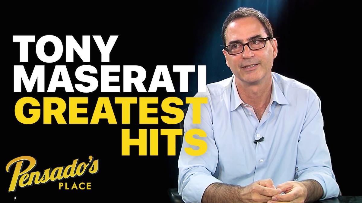 Greatest Hits featuring Grammy Award Winning Tony Maserati