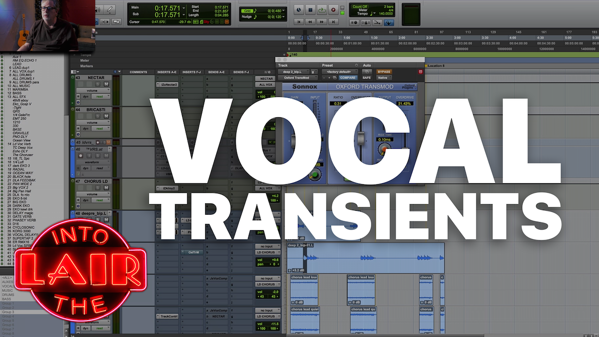 Vocal Transients