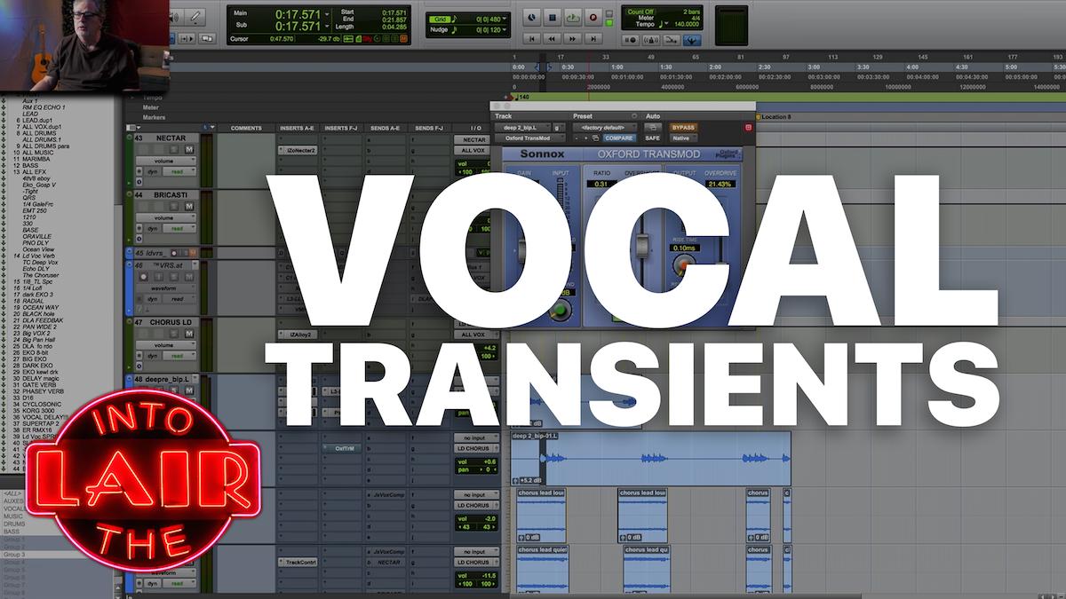 Vocal Transients