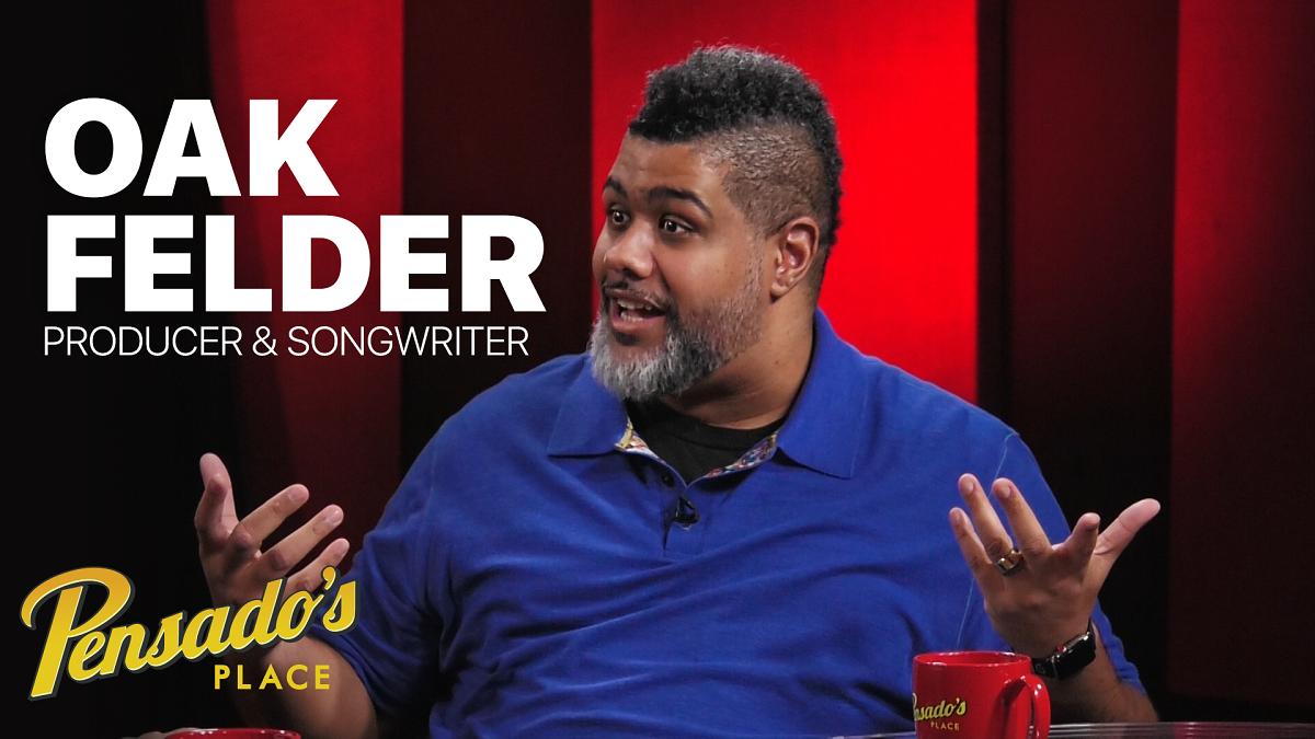 Grammy Award Winning Producer/Songwriter Oak Felder