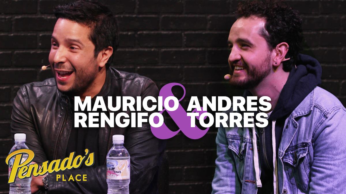 """Despacito"" Producers Mauricio Rengifo & Andrés Torres"