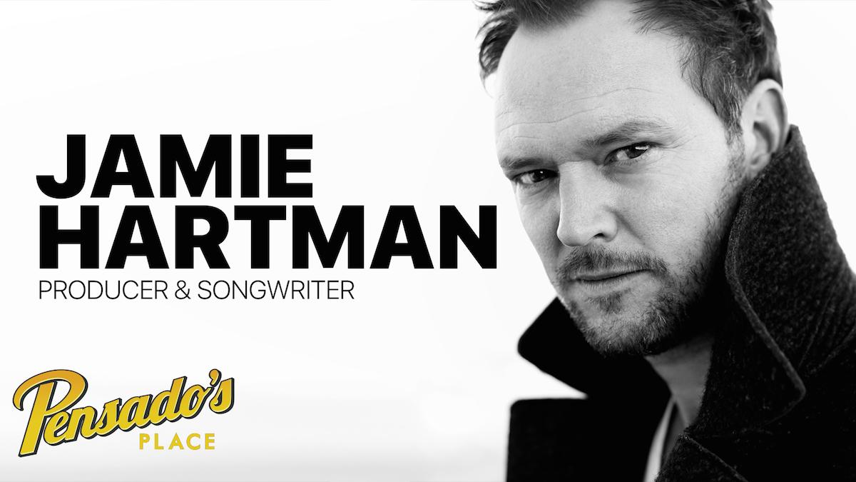 Producer / Songwriter, Jamie Hartman