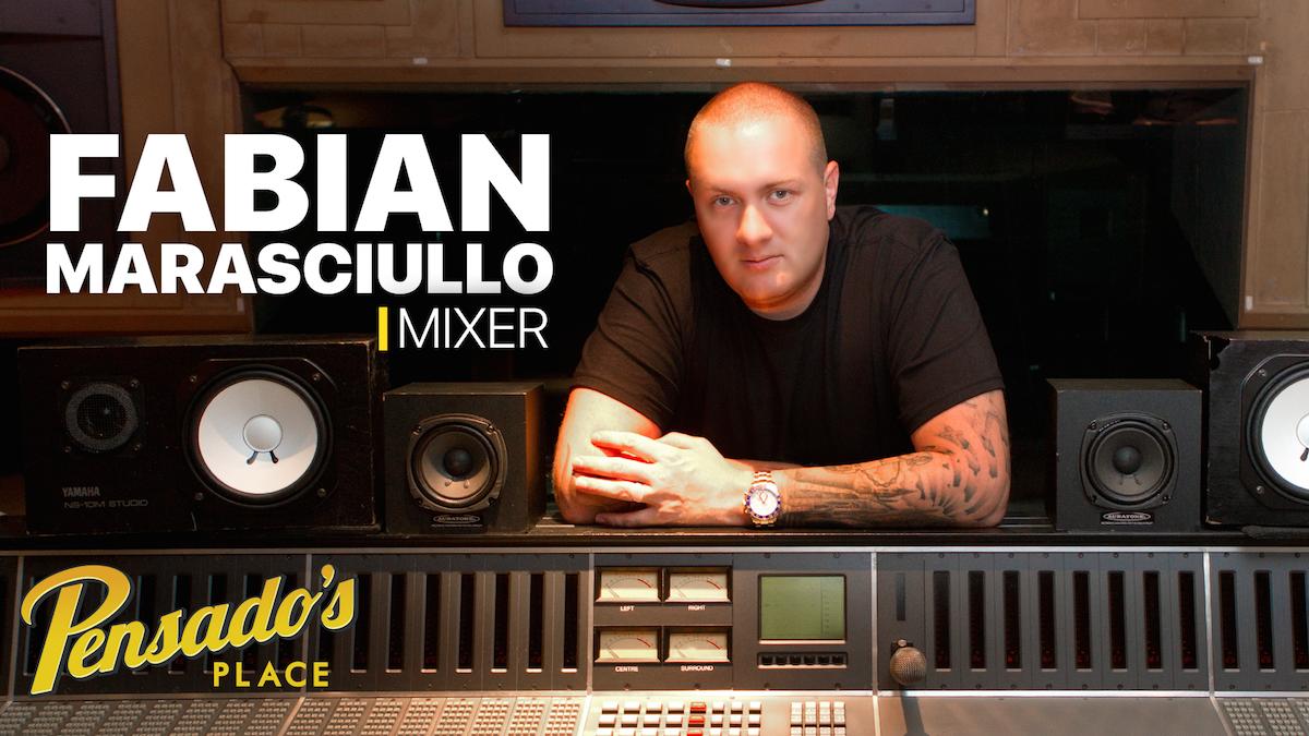 Grammy Award Winning Mixer Fabian Marasciullo
