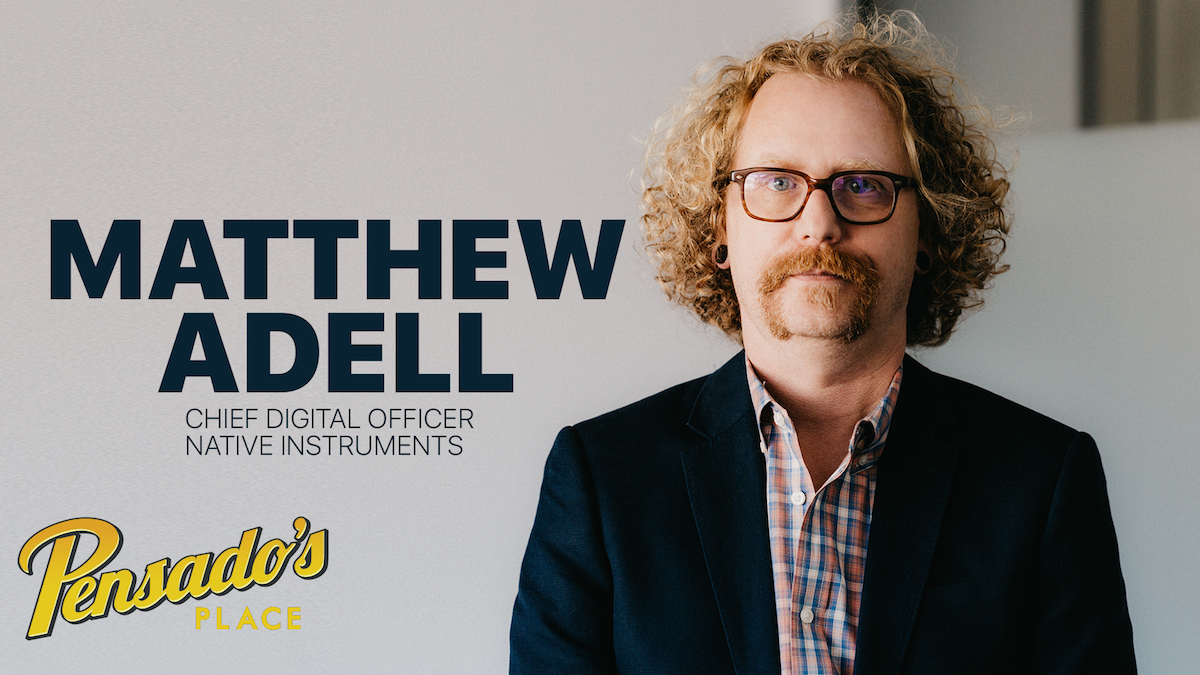 Chief Digital Officer of Native Instruments