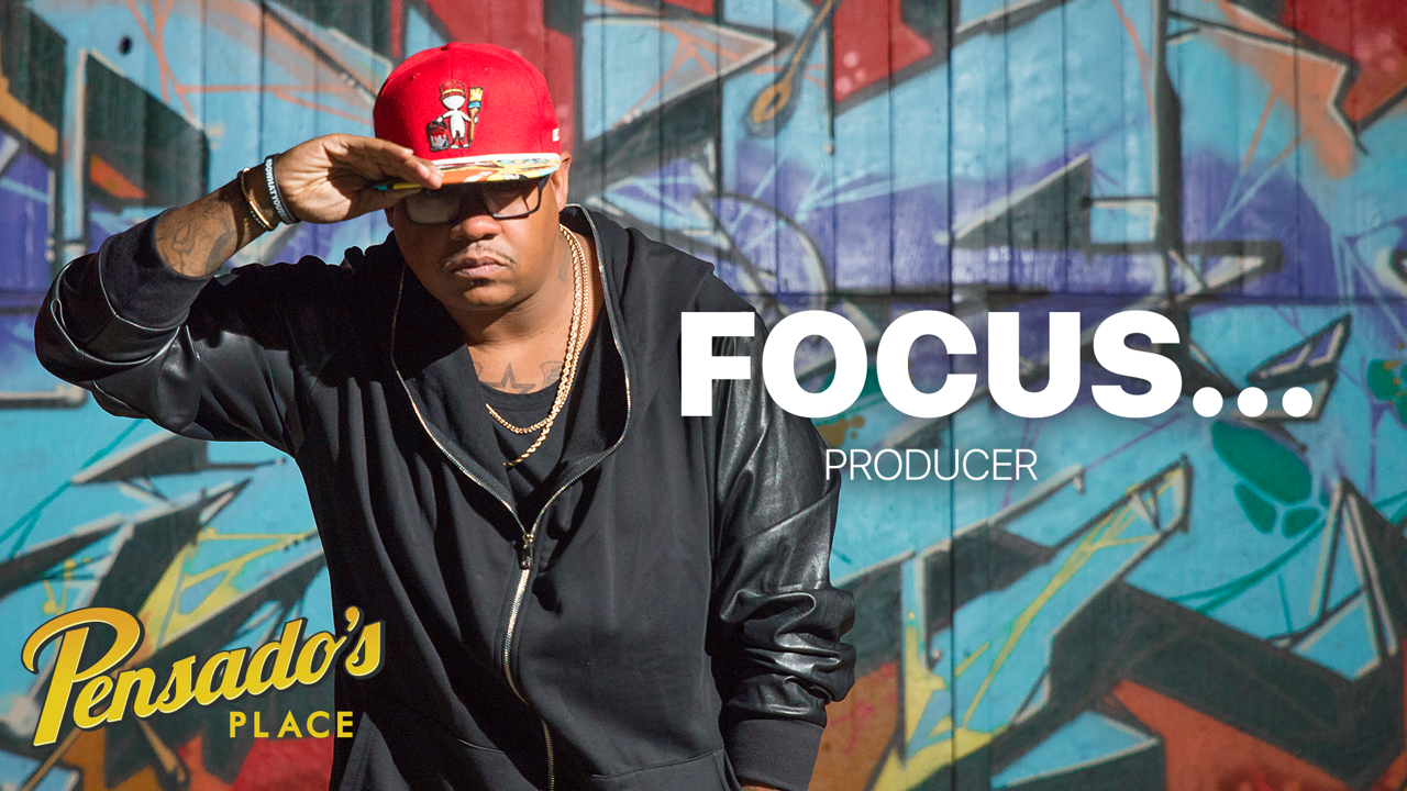 3X Grammy Award Winner / Aftermath Producer, Focus…