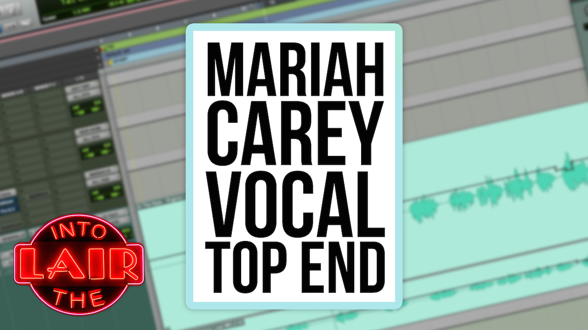 Mariah Carey Vocal Top End