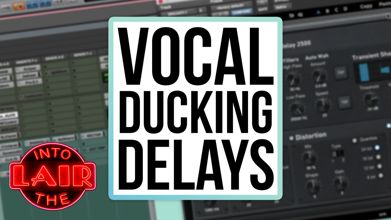 Vocal Ducking Delays