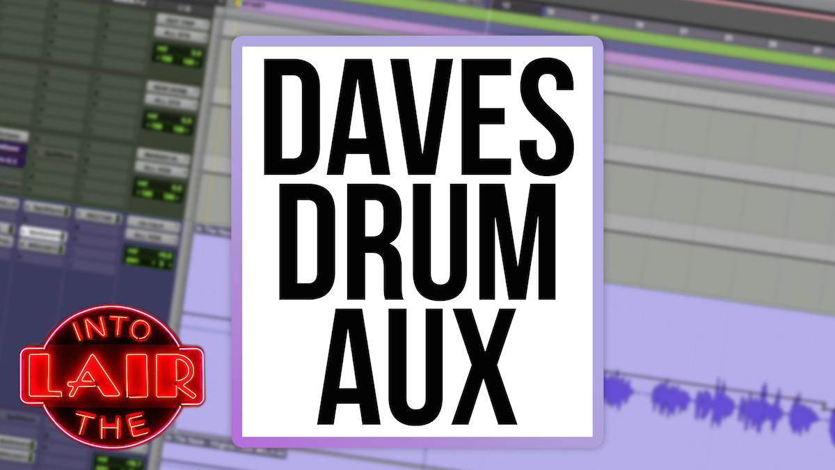 Dave's Drum Aux