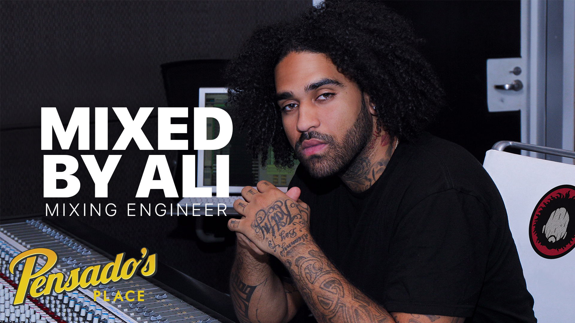 Grammy Award Winning Mix Engineer, MixedByAli