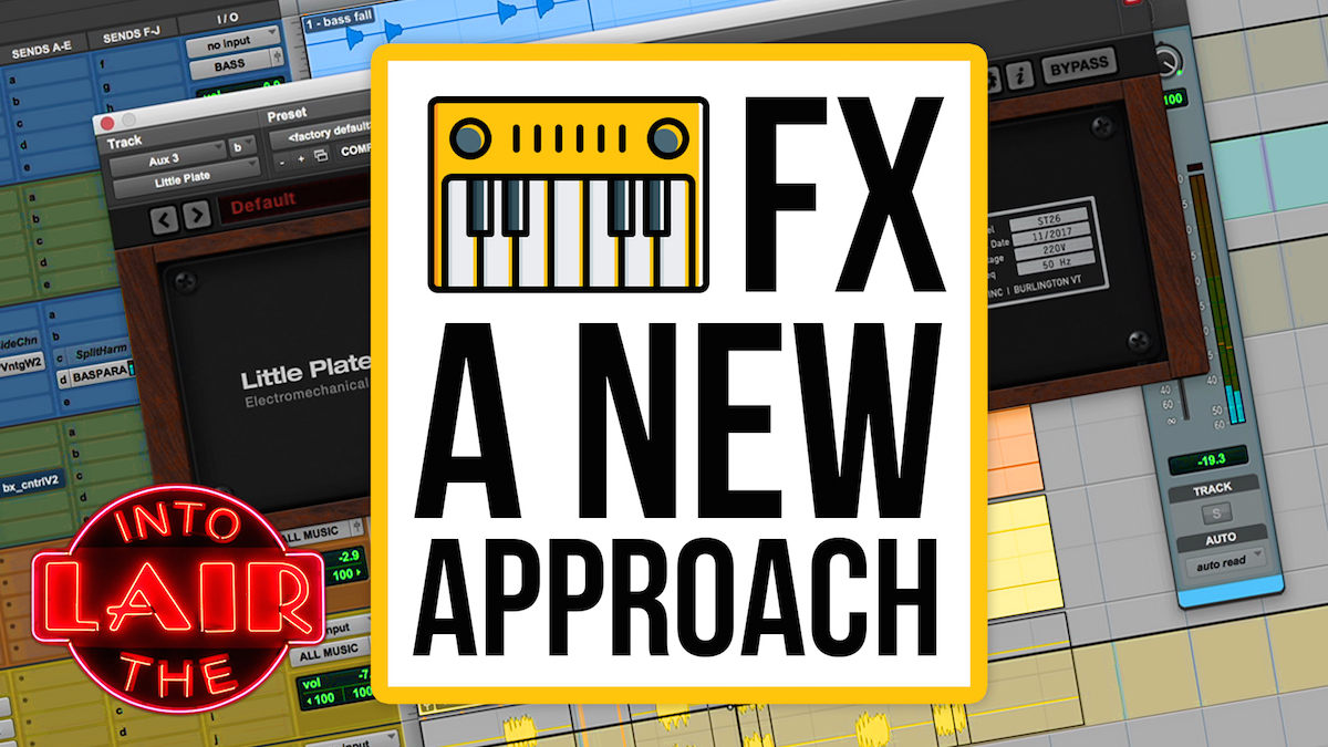 Keyboard FX: A New Approach