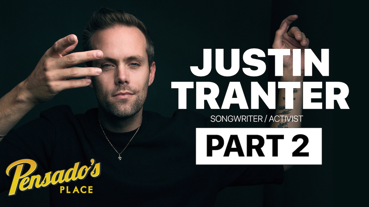 2018 BMI Songwriter of the Year / Activist, Justin Tranter (Part 2)