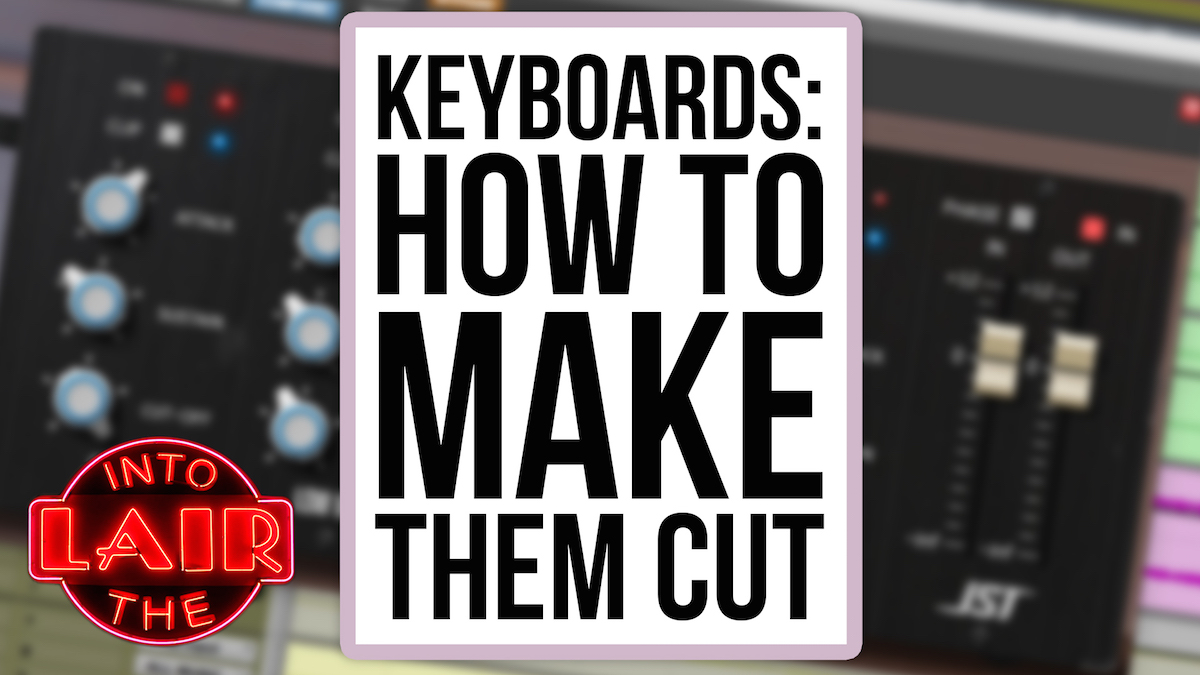 Keyboards: How to Make Them Cut