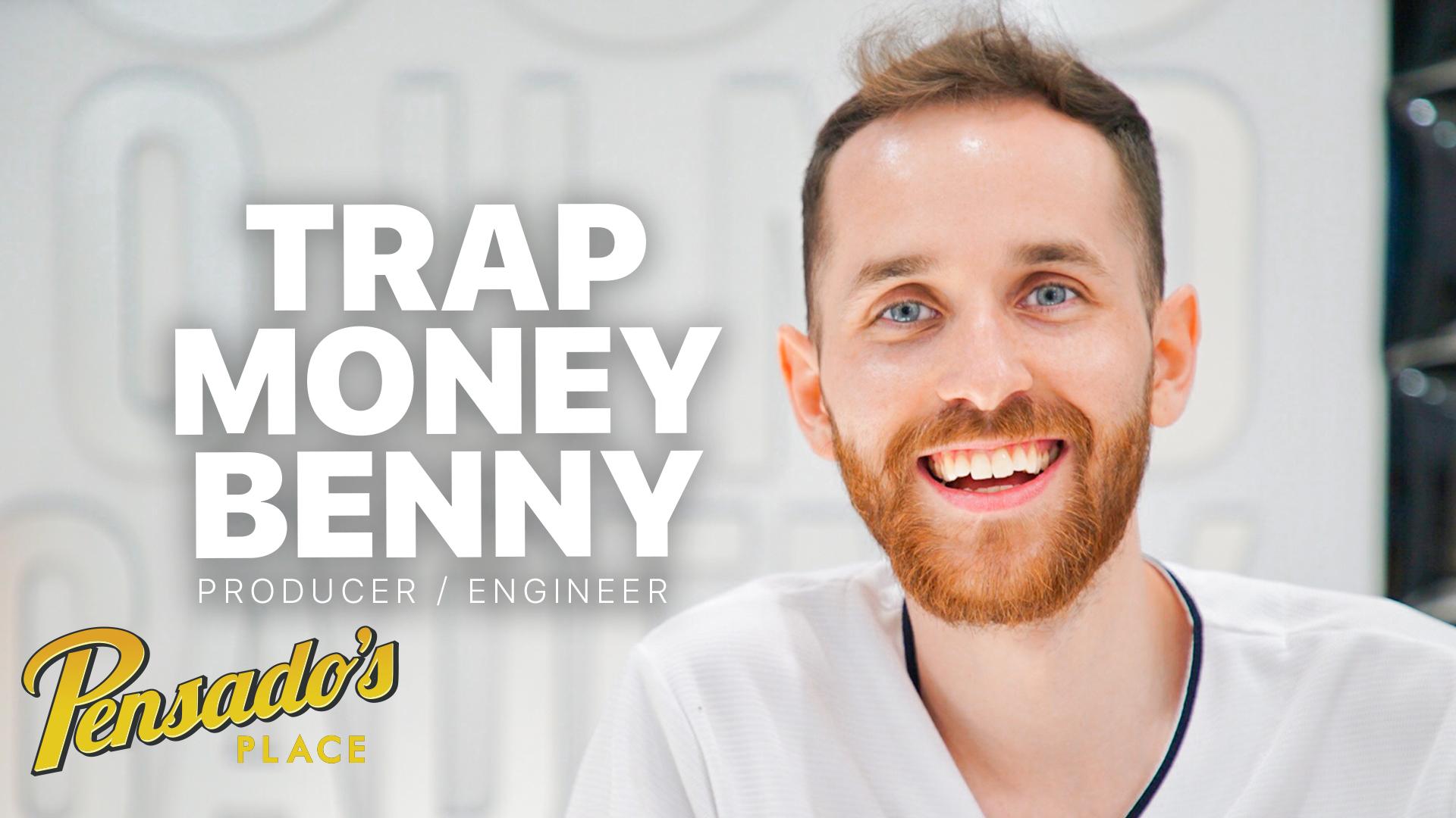 "Drake ""In My Feelings"" Producer / Engineer, TrapMoneyBenny"