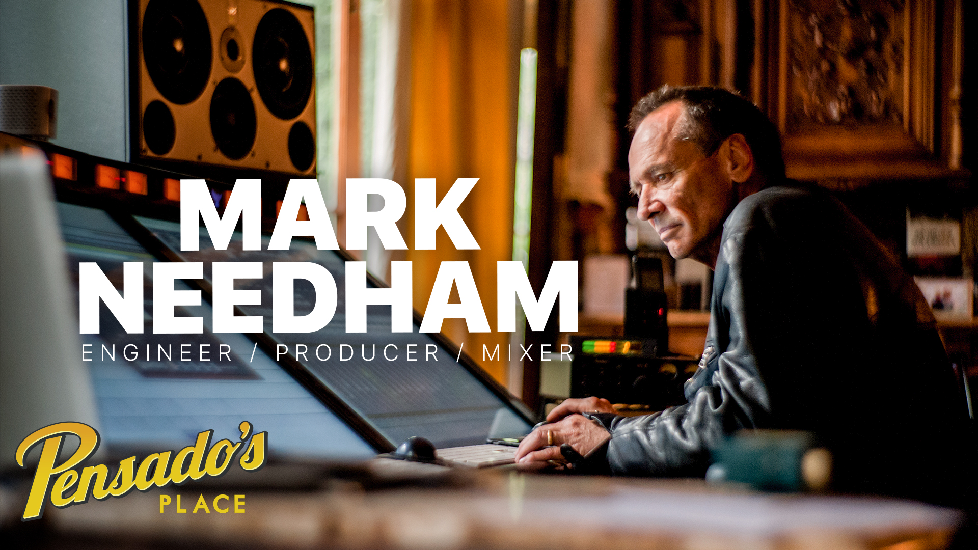Engineer / Producer / Mixer, Mark Needham
