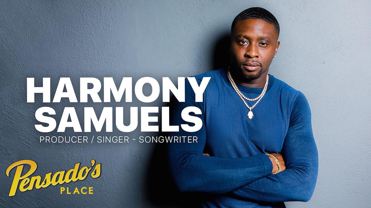 "Janet Jackson ""Made For Now"" Producer / Singer / Songwriter, Harmony Samuels"