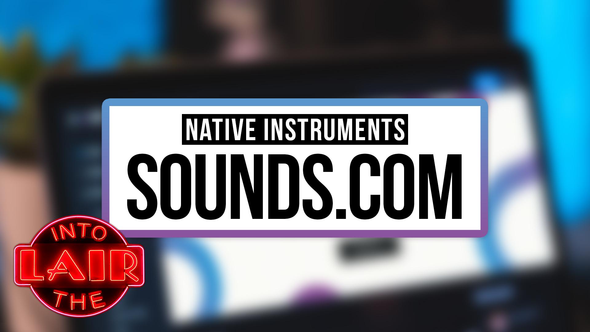 Native Instruments Sounds.com