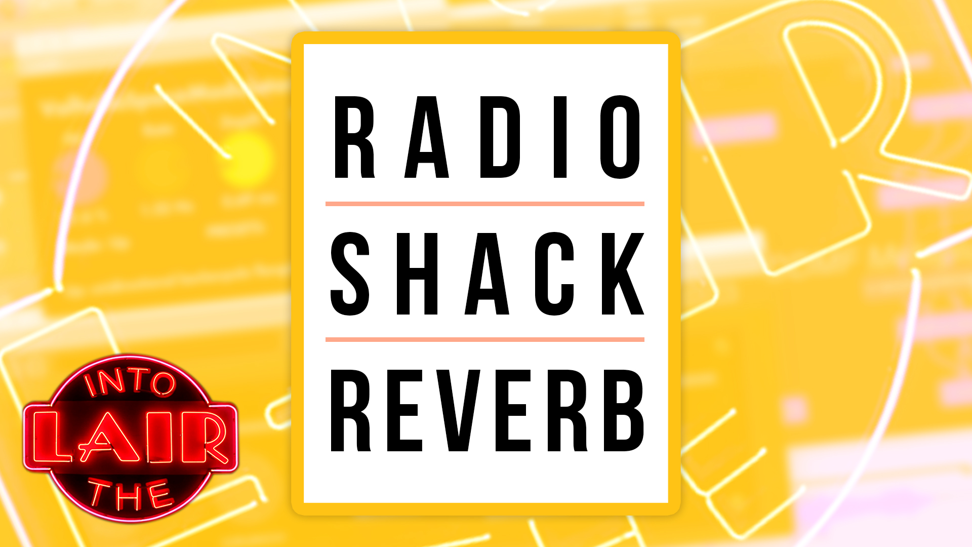 Radio Shack Reverb
