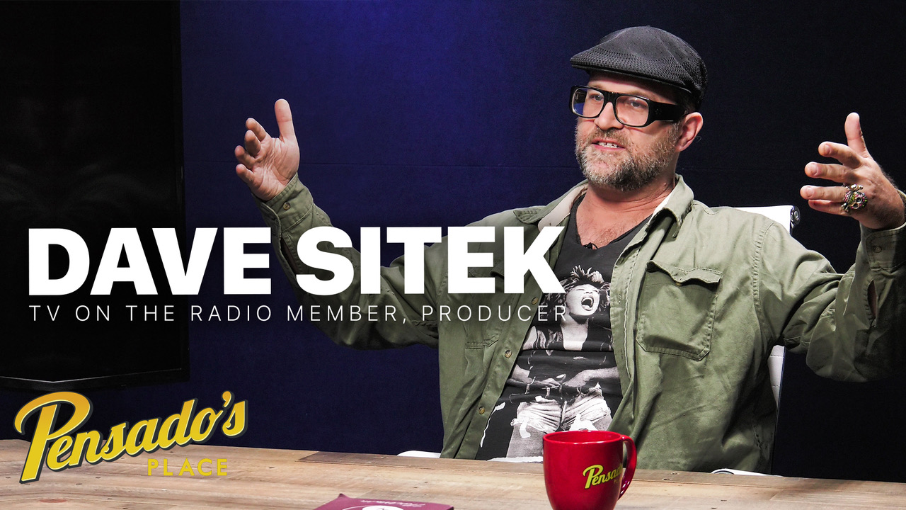 TV on the Radio Member / Producer, Dave Sitek