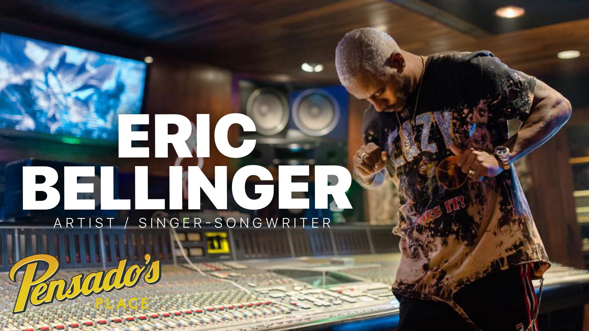 Singer-Songwriter / Producer, Eric Bellinger