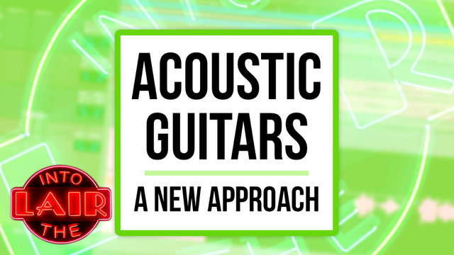 Acoustic Guitars: A New Approach