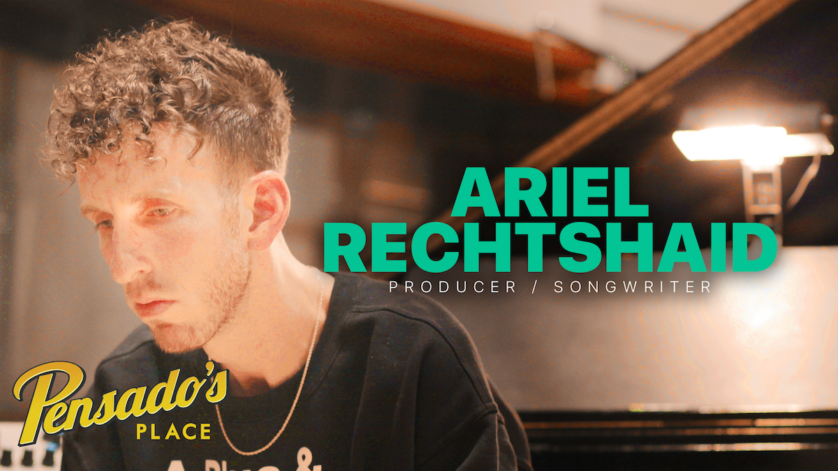 "Adele ""25"" Producer / Songwriter, Ariel Rechtshaid"