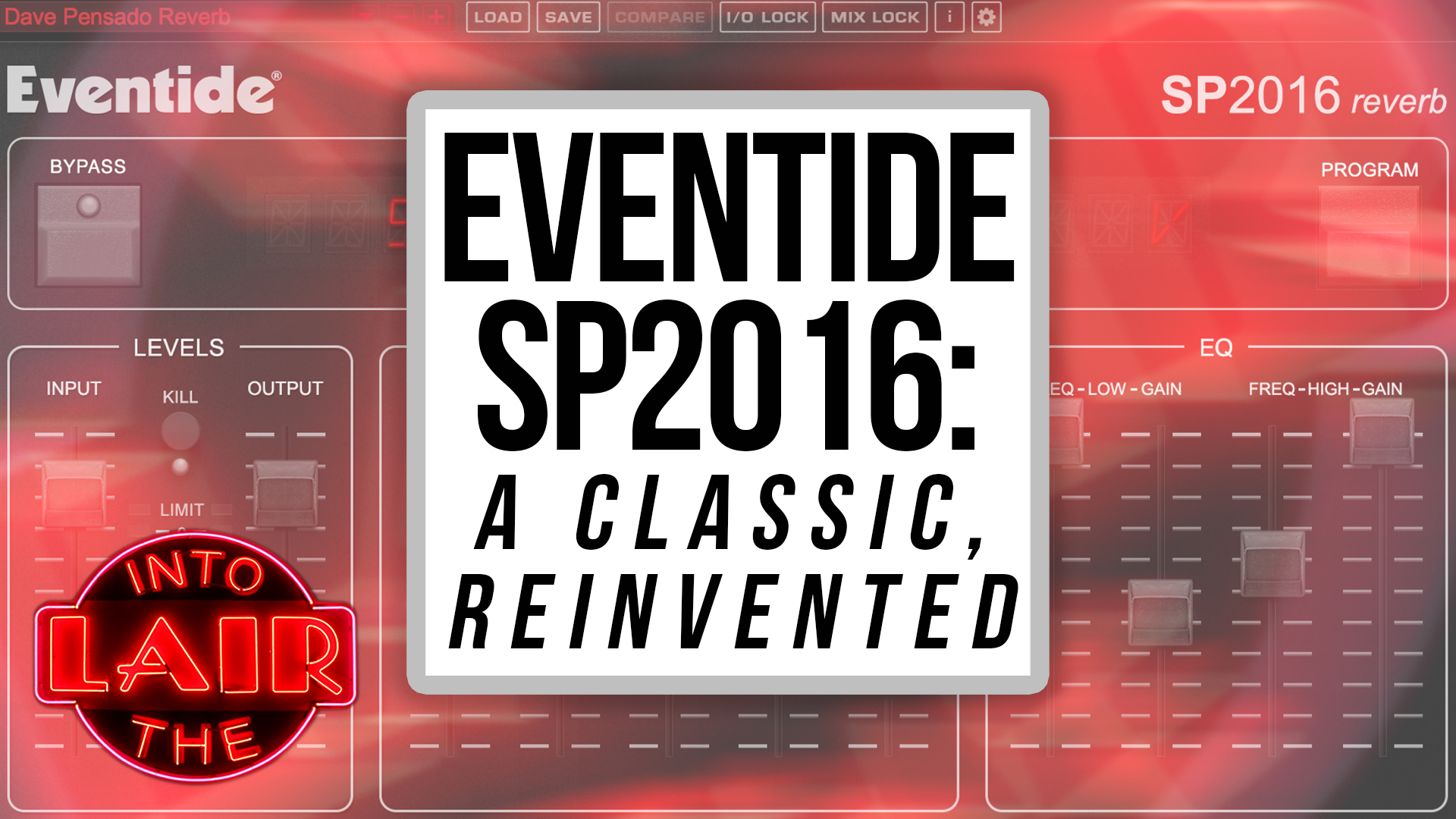 Eventide SP2016: A Classic Reinvented