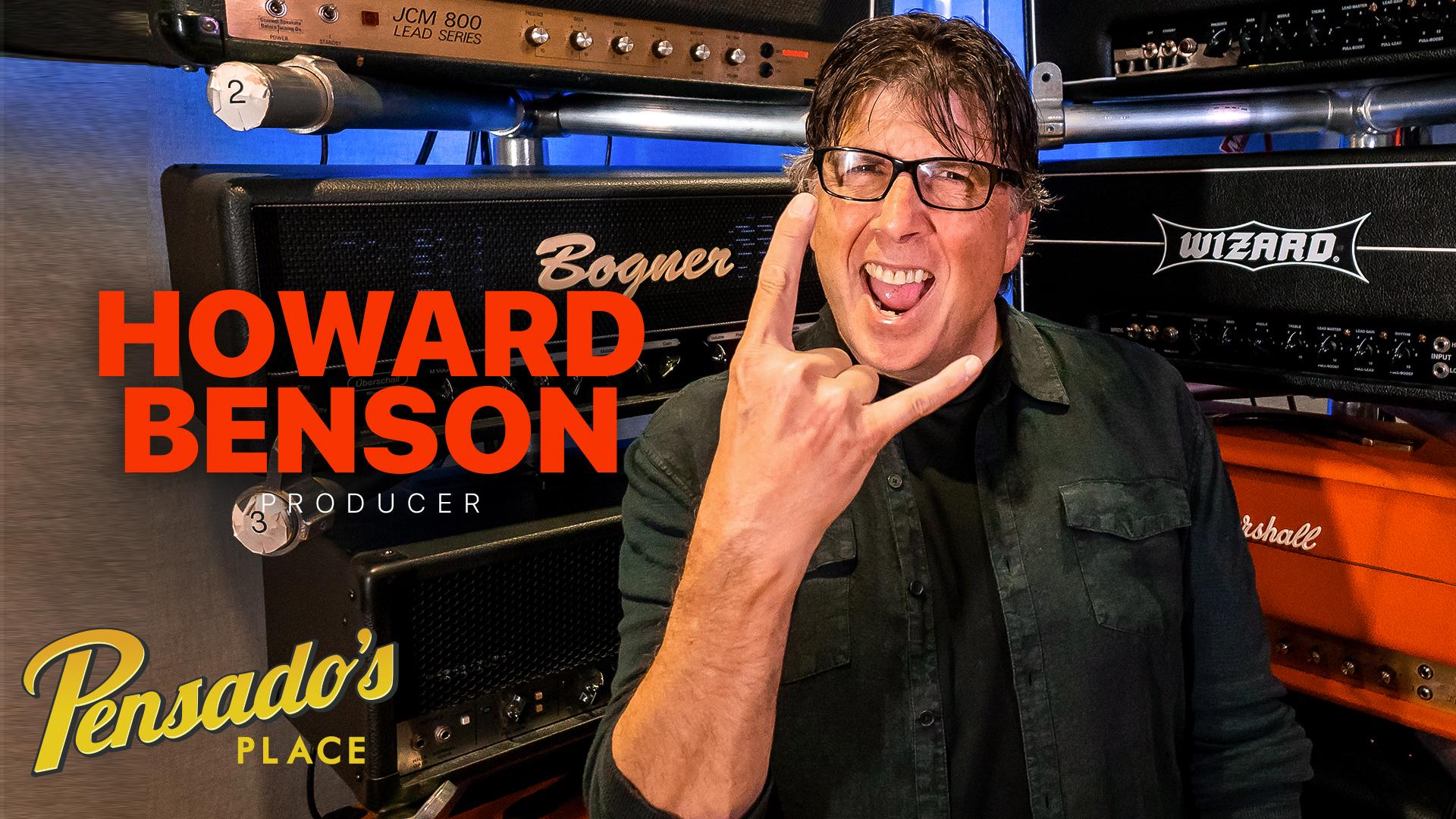 My Chemical Romance Producer, Howard Benson