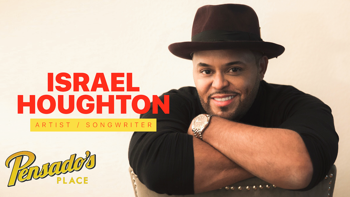 Artist / Songwriter, Israel Houghton