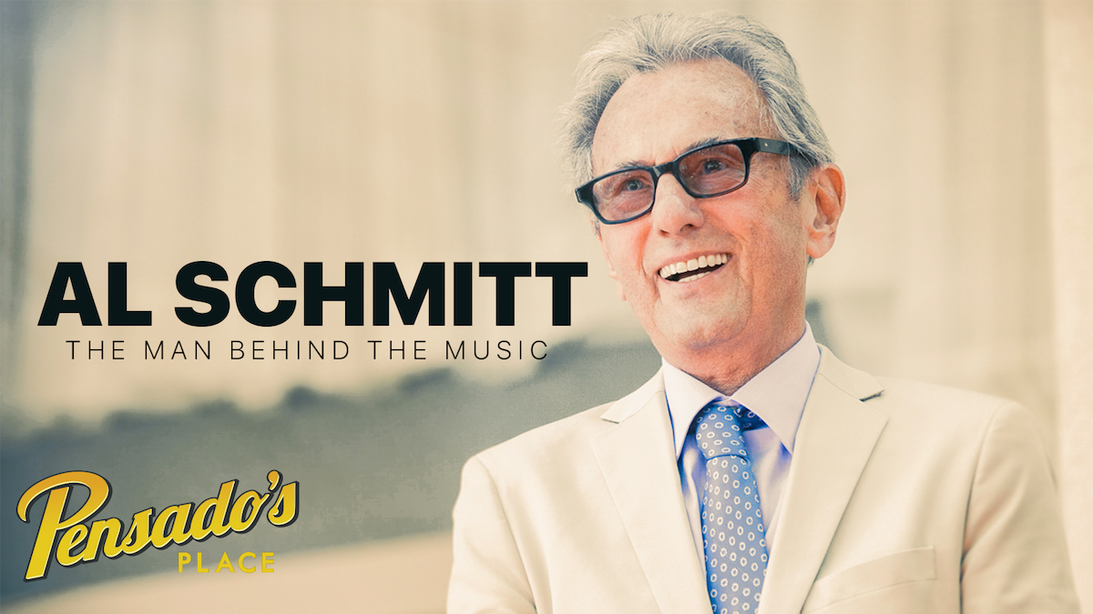 The Man Behind The Music, Al Schmitt