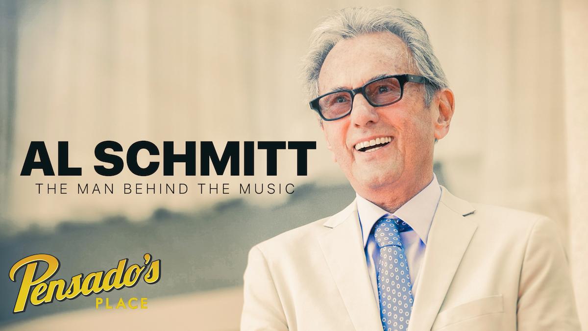 The Man Behind The Music, Al Schmitt
