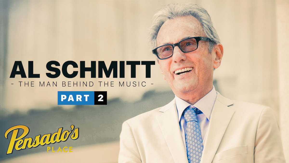 The Man Behind the Music, Al Schmitt (Part 2)