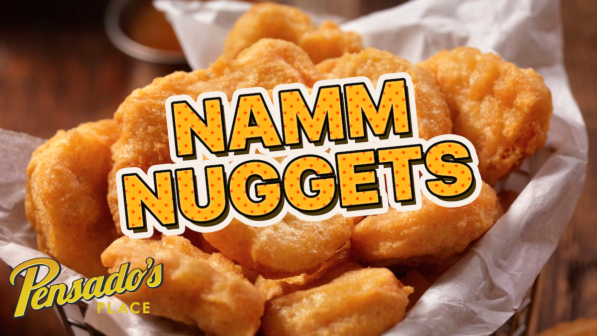 NAMM Nuggets