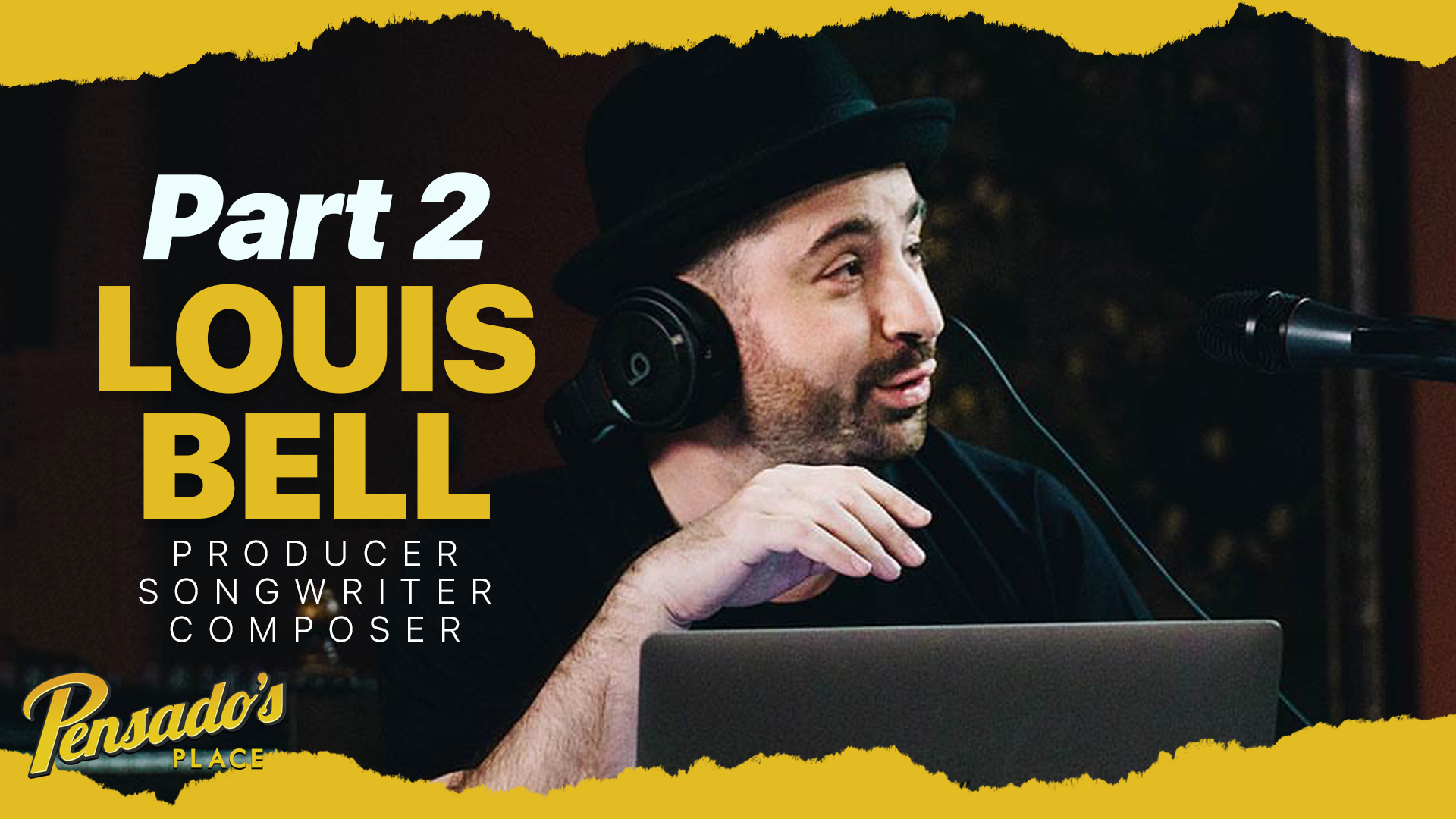 """Post Malone """"Rockstar"""" Songwriter / Producer / Composer, Louis Bell (Part 2)"""