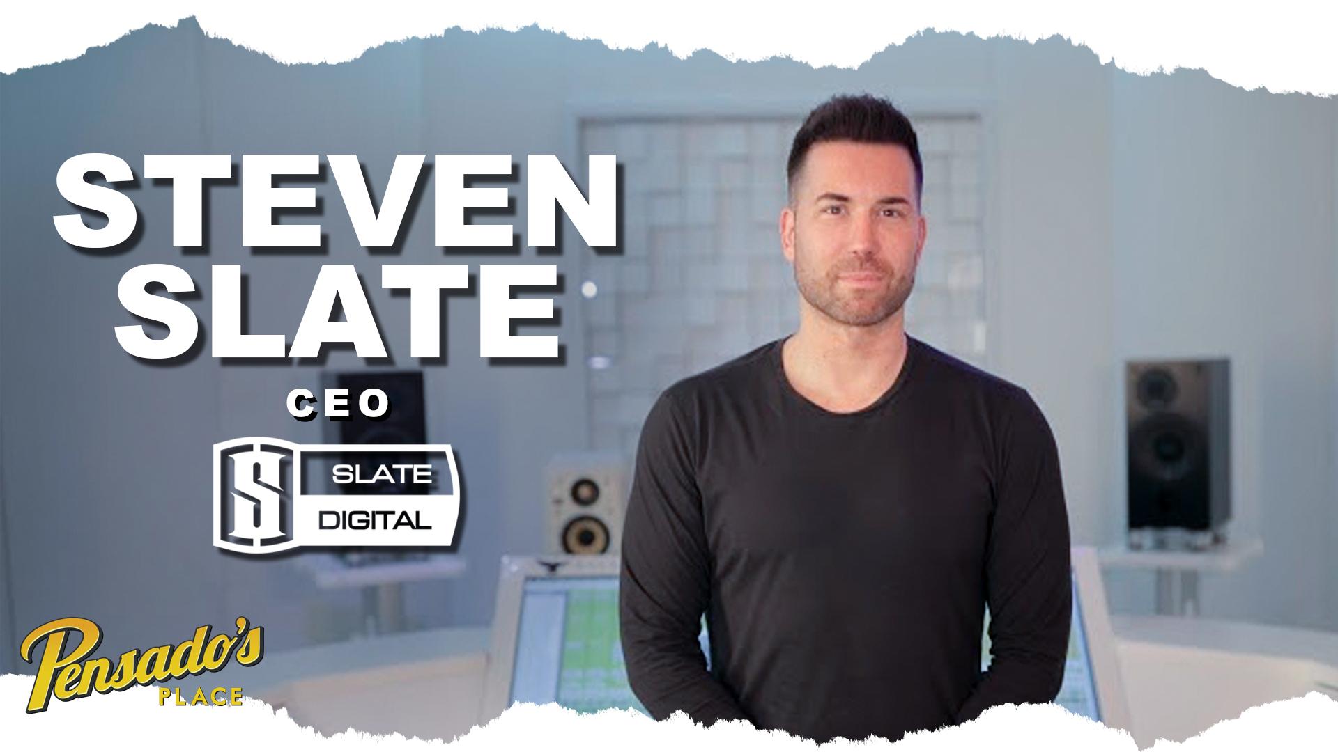 Steven Slate of Slate Digital