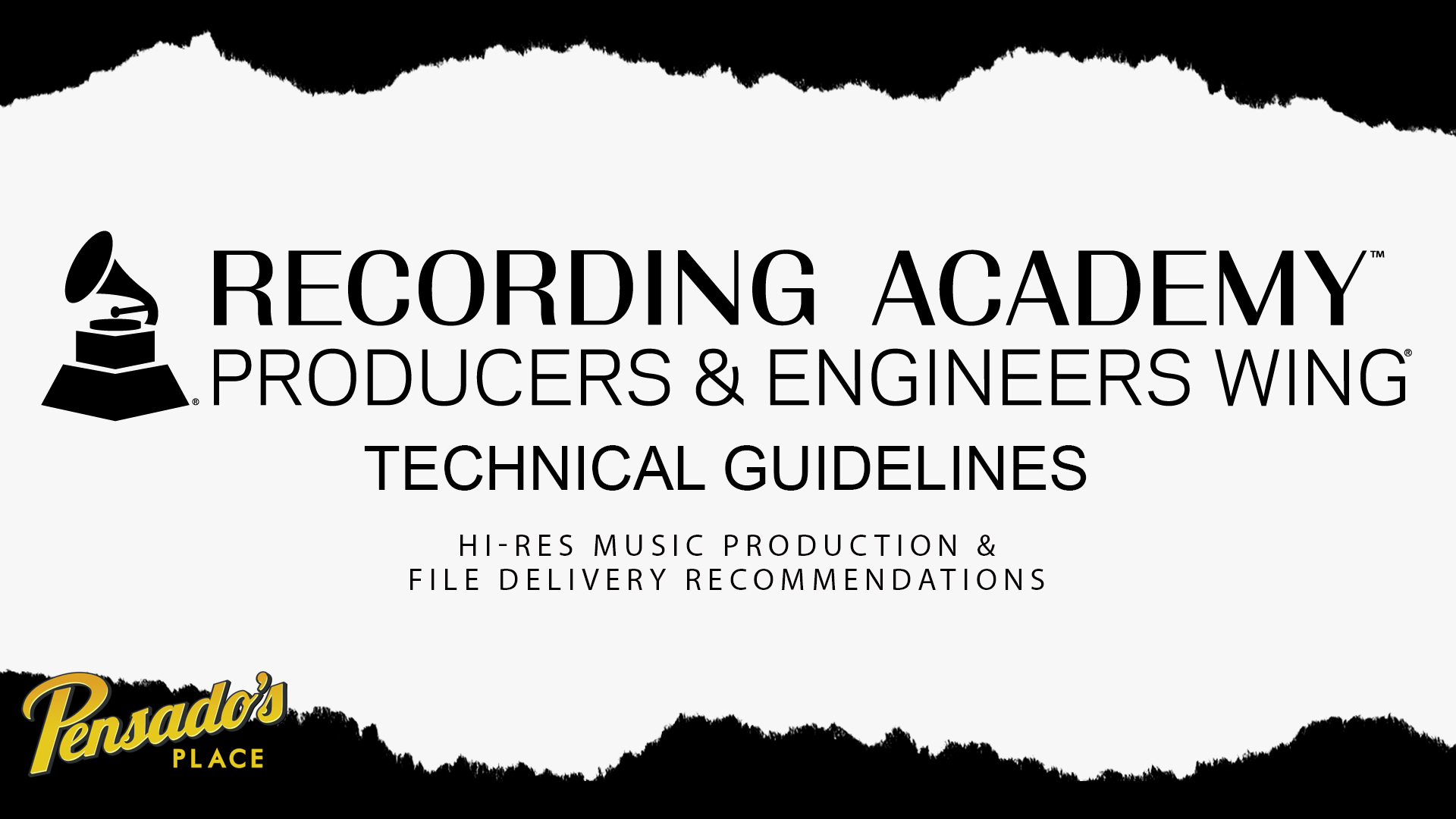 Recording Academy Producers & Engineers Wing